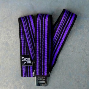 Purple n' Black Strap